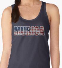 Murica!!!   Women's Tank Top
