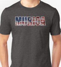 Murica!!!   Unisex T-Shirt