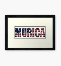 Murica!!!   Framed Print