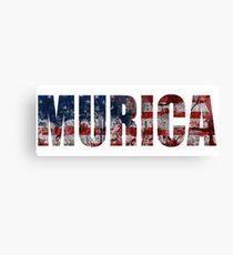 Murica!!!   Canvas Print