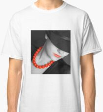 Lips & Beads Classic T-Shirt
