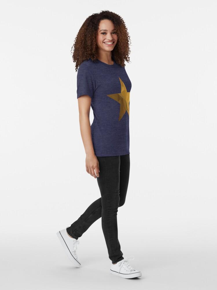 Alternative Ansicht von Hamilton - voller Stern Vintage T-Shirt