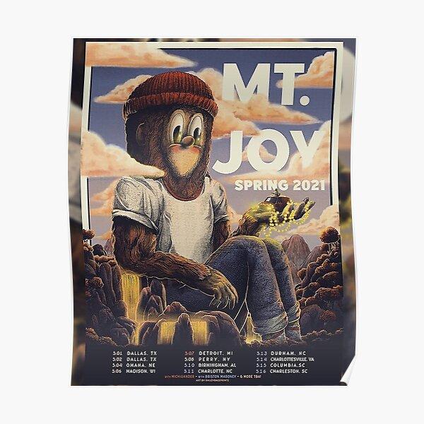 Mt joy spring 2021 Poster
