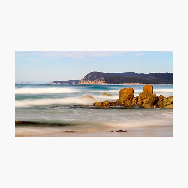 Friendly Beach Photographic Print