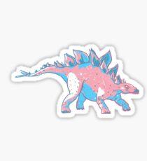 Stegosaurus Sticker