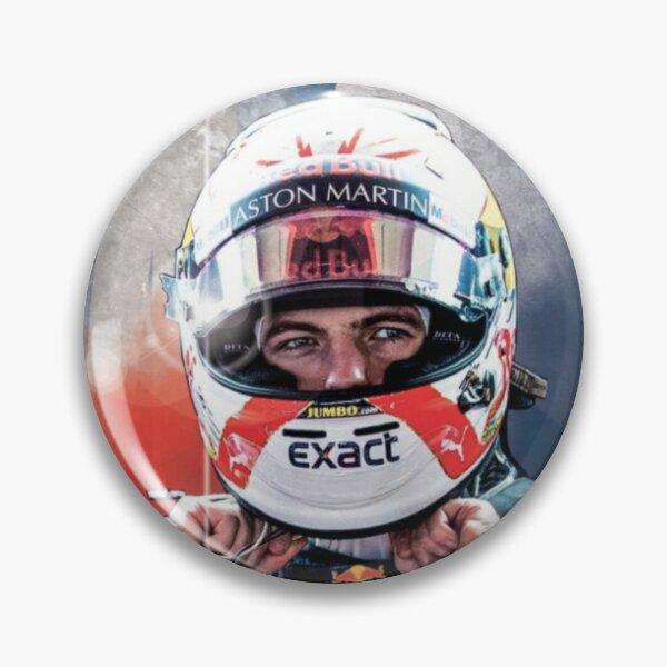 Max Verstappen Badge