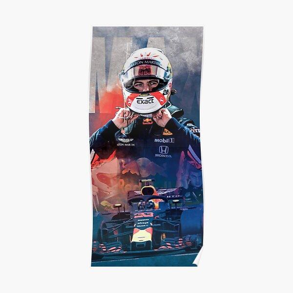Max Verstappen Poster