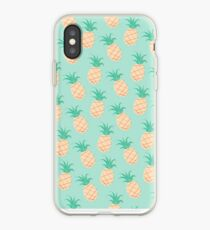 Pineapple Print / Pattern Phone Case iPhone Case