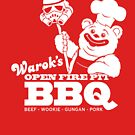 Warok's BBQ by Blair Campbell