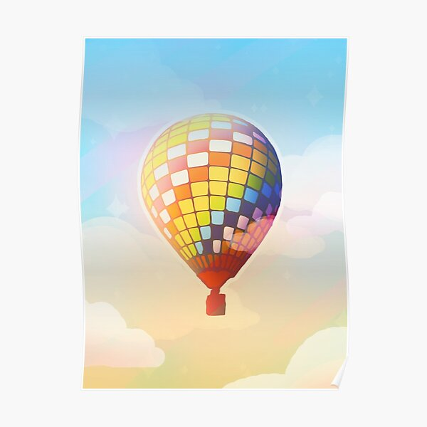Young Forever Balloon [Day Version] Poster