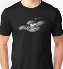 Racing Drone Unisex T-Shirt