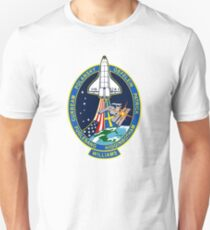 ISS Mission 116 Unisex T-Shirt