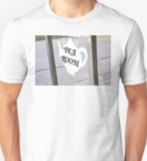 Tea Room Unisex T-Shirt