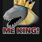 Grimlock King! by deadbunneh