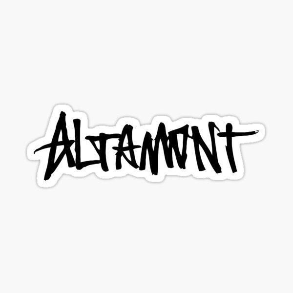 Altamont Skateboards Sticker