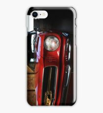 ford mustang classic car iPhone Case/Skin