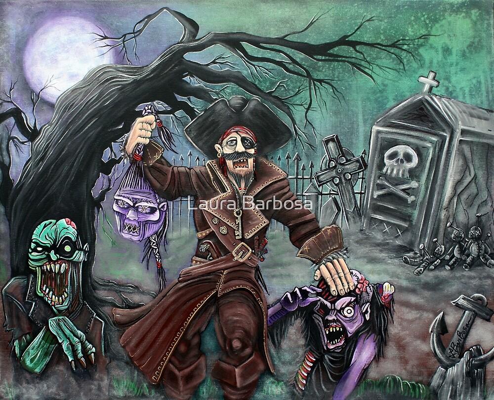 Pirate's Graveyard by Laura Barbosa