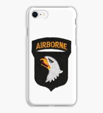 101st Airborne - Cell Phone Case - T-Shirt - Tote Bag - Pillow... iPhone Case/Skin