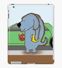 Justin Dogger iPad Case/Skin