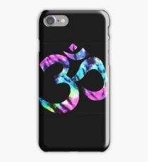 Ohm Tie Dye  iPhone Case/Skin