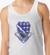 Currahee Patch 101st Airborne Tank Top