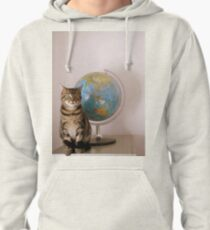 The World Is Not Enough Pullover Hoodie