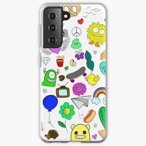 Doodles Samsung Galaxy Soft Case