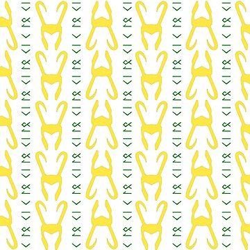 Loki Runes by ladyjaye42