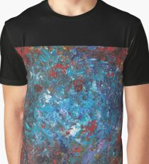 Untitled II - Silver Graphic T-Shirt