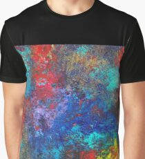 Untitled I - Silver Graphic T-Shirt