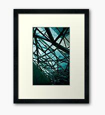 avery room  Framed Print