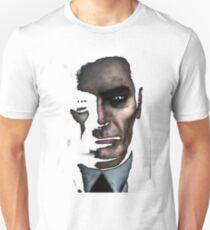 Half-Life 2 G-Man (Only Black) T-shirt Unisex T-Shirt