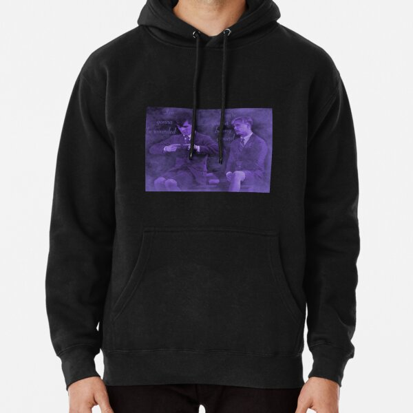 Word of your body Pullover Hoodie