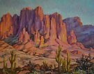Arizona Landscape by HDPotwin