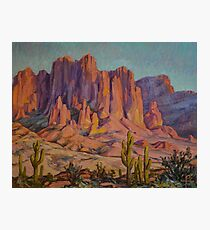Arizona Landscape Photographic Print