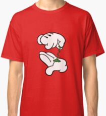 Mickey Hands Weed Classic T-Shirt