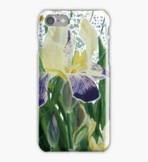 Gele Iris 2 iPhone Case/Skin