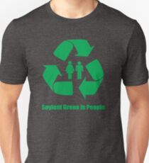 Soylent Green is People Unisex T-Shirt