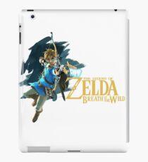 Vinilo o funda para iPad Enlace - The Legend Of Zelda: Aliento de lo salvaje