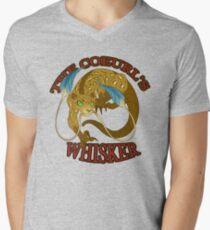 The Whisker Men's V-Neck T-Shirt