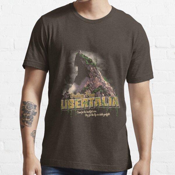 Greetings from Libertalia Essential T-Shirt