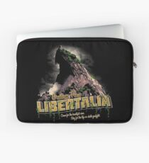 Greetings from Libertalia Laptop Sleeve