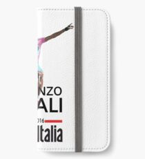 Vincenzo 2016 Clear iPhone Wallet/Case/Skin