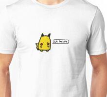 "Pika ""La Sal****"" Unisex T-Shirt"