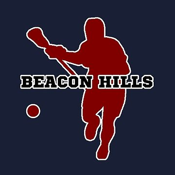 Beacon Hills High - Lacrosse by keyweegirlie