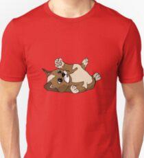 Content kitten Unisex T-Shirt