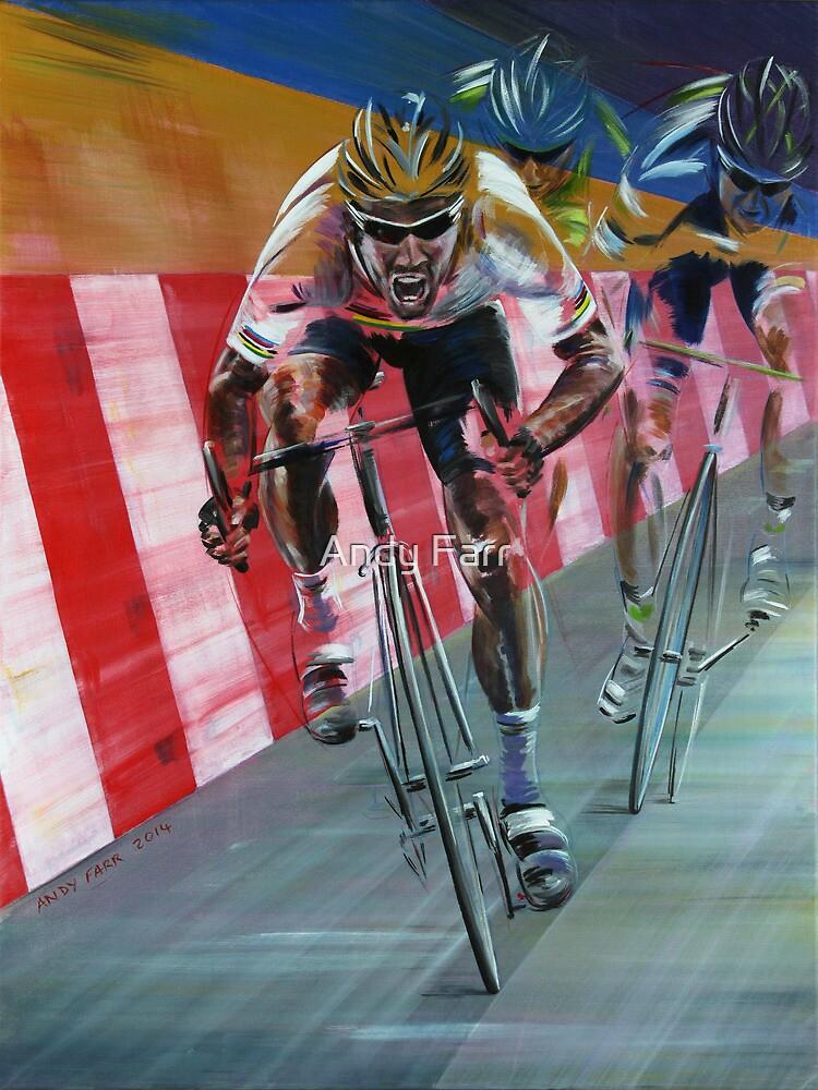 Vainqueur Cavendish  by Andy Farr