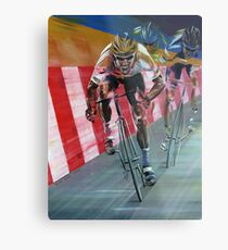 Vainqueur Cavendish  Metal Print