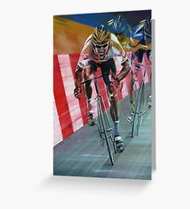 Vainqueur Cavendish  Greeting Card