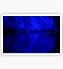 Maskell Mills Pond Infrared Sticker